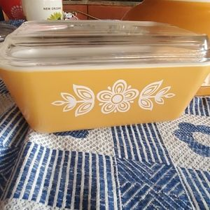 REFRIGERATOR DISH w/ LID ONLY!!